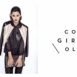 campera de cuero combinada OASSIAN Jeans invierno 2014