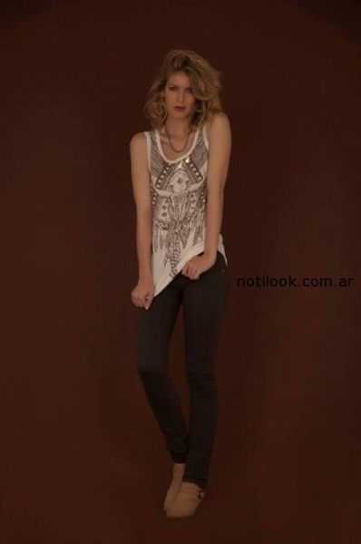 jeans colores invierno 2014