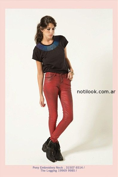 jeans levis mujer invierno 2014