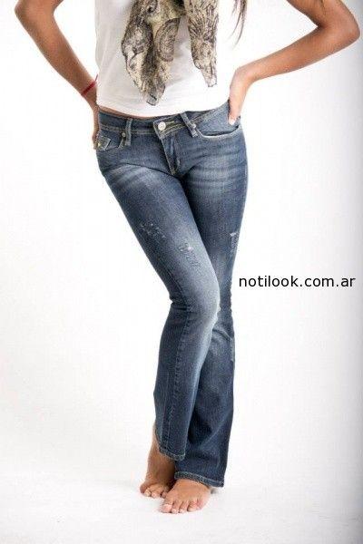 jeans semioxford Desvio invierno 2014
