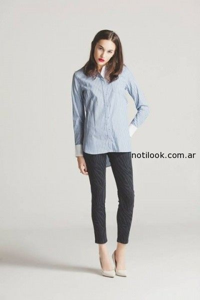 nare camisas femeninas invierno 2014