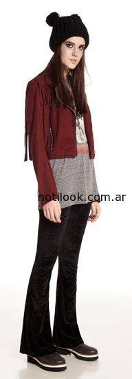pantalon gamuzado inversa invierno 2014