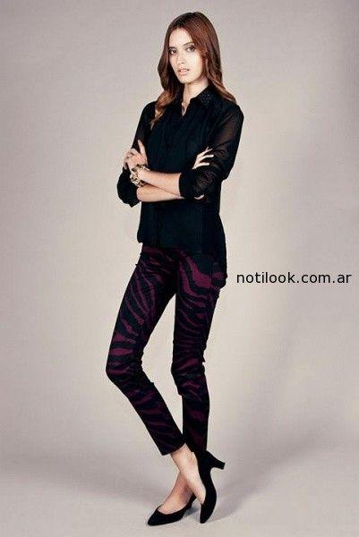 pantalon zebra invierno 2014 Sarawak