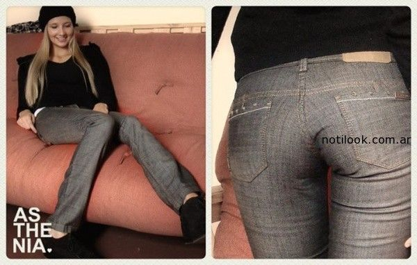 pantalones de jeans invierno 2014 asthenia