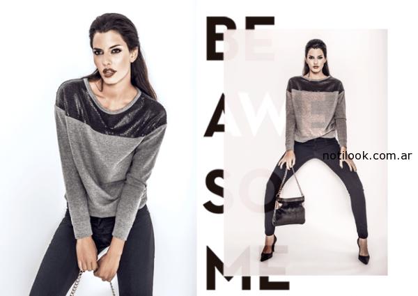 sweaters OASSIAN Jeans invierno 2014