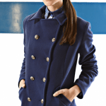 tapado azul Mancini invierno 2014