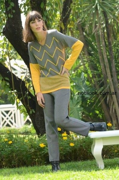 COLECCION DI MADANI SWEATER 2014