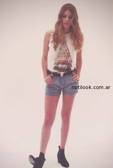 Nare short jeans verano 2015