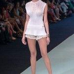 blusa tejido artesanal Agustina Bianchi verano 2015