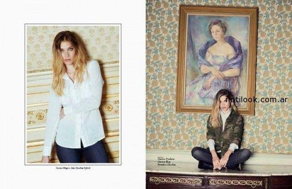 camisas informales mujer invierno 2014