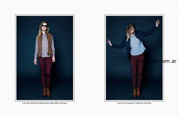 camisas kevingston mujer invierno 2014