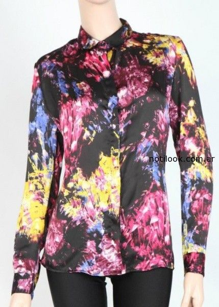 camisas ona saez invierno 2014