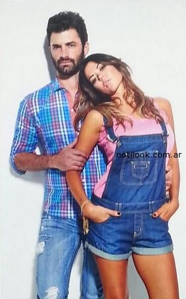 enterito jeans verano 2014 taverniti
