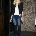 look con jeans y blazer Verano 2015 by Inedita