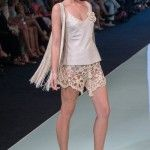 short  tejido artesanal Agostina Bianchi verano 2015
