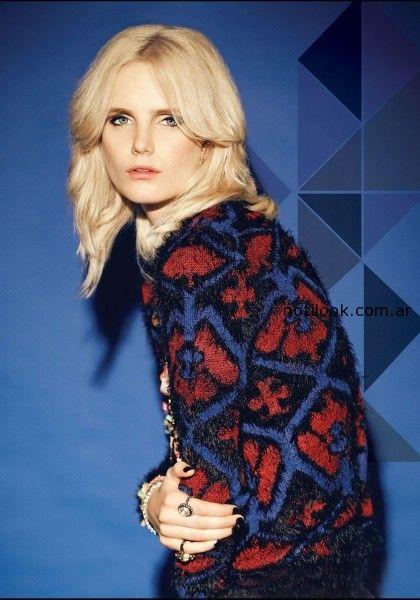 sweater estampados rapsodia invierno 2014