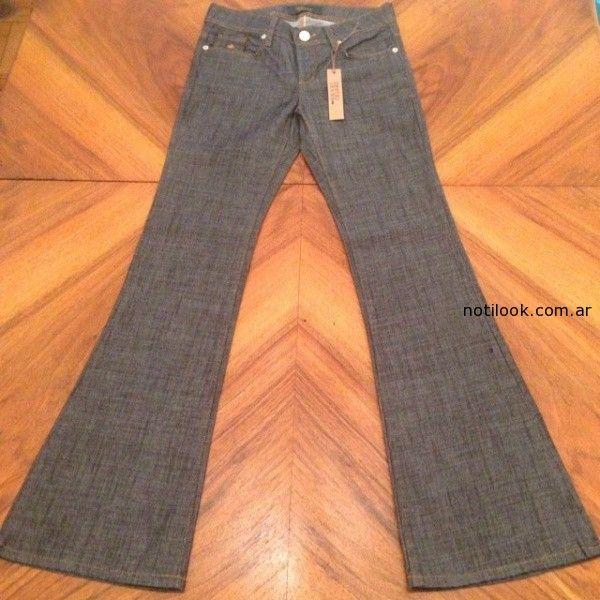 Jeans semi oxford Desvio Jeans primavera verano 2015