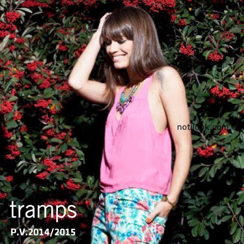 Blusas de Moda Primavera Verano 2015 Blusas Verano 2015 Tramps