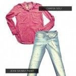Desvio Jeans – Camisas y Jeans primavera verano 2015