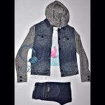 Kosiuko primavera verano 2015 – Looks Total Denim