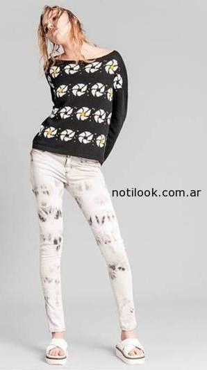 jeans batik la cofradia verano 2015