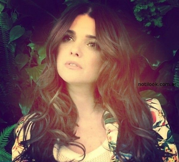 saco estampado primavera verano 2015 Markova Araceli Gonzalez