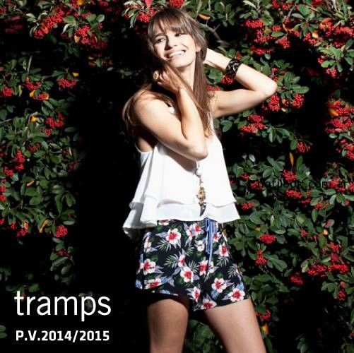 short mujer tramps verano 2015