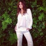 traje blanco Markova primavera verano 2015