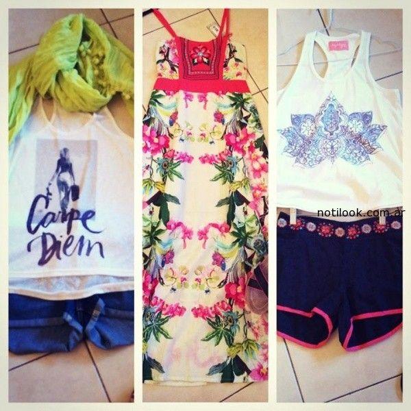 vestidos bohemios verano 2015 sophya