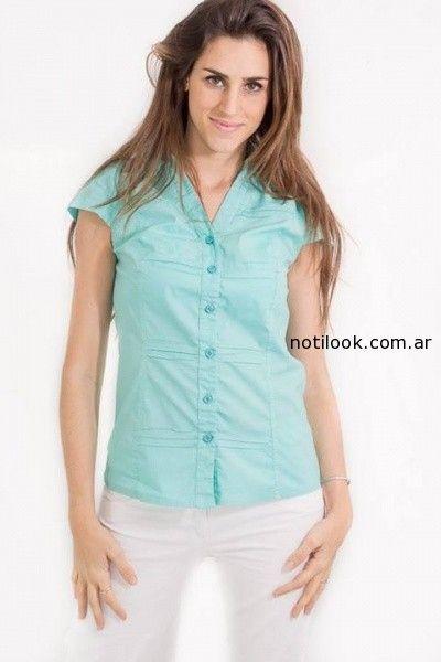 camisas para mujer verano 2015 Tibetanostore