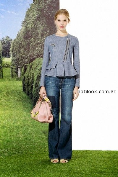 chaqueta femenina verano 2015 jazmin chebar