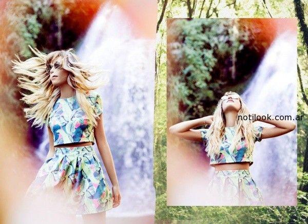Falda top 47 street verano 2015 noticias de moda argentina for Jardineros 47 street