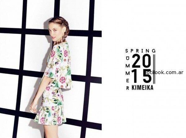 polleras verano 2015 kimeika