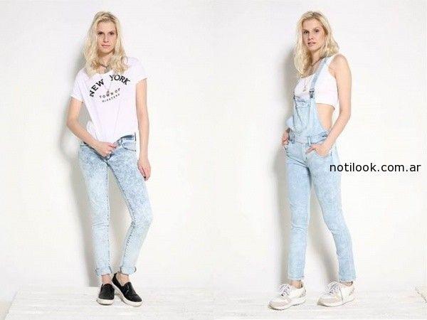 riffle jeans claros verano 2015