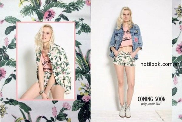 short estampagos riffle jeans verano 2015