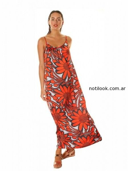 vestido fresco verano 2015 mada