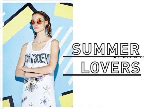 vestidos informales verano 2015 kimeika