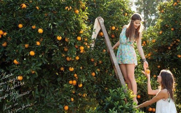 vestidos juveniles de dia corto try me verano 2015
