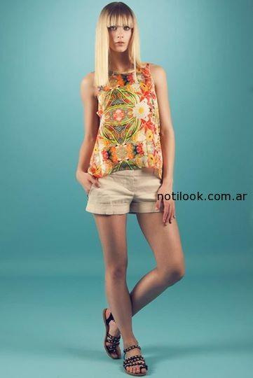 blusas holgadas verano 2015 sarawak