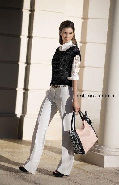 camisa cacharel con aplique de tul bordado en manga