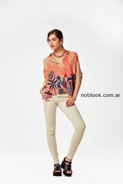 camisa y pantalon chupin Estancias Chiripa