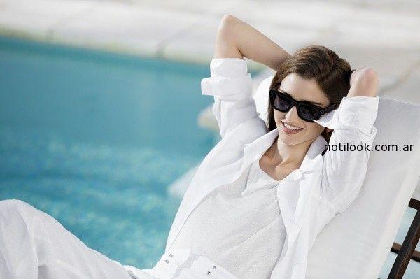 camisas femeninas verano 2015 cacharel