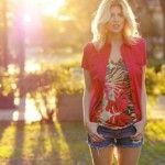 Viga jeans y shorts para la primavera verano 2015
