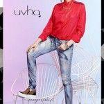 camisas mangas largas verano 2015 Uvha