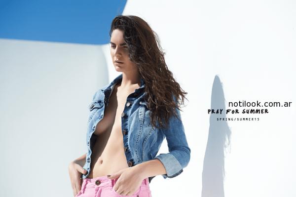 camperas jeans verano 2015 oassian