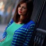 cardigans a rayas de hilo verano 2015 di madani sweaters