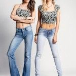 crop top estampados y jeans Tabatha verano 2015