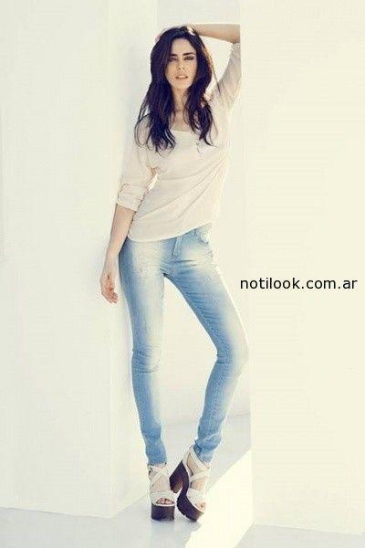 jeans casual verano 2015 sicala