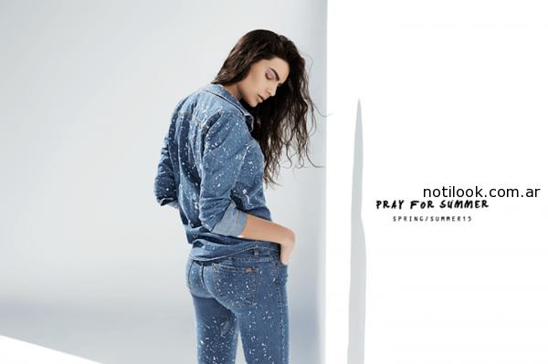 jeans salpicados oassianverano 2015