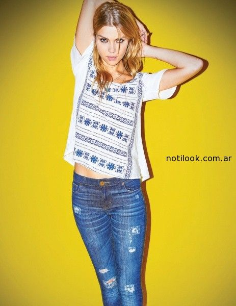 jeans verano 2015 cuesta blanca